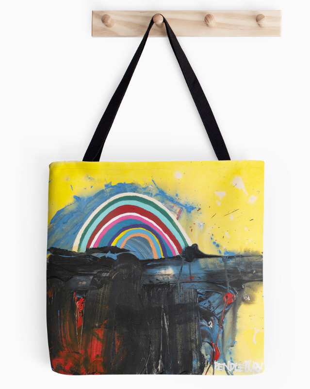 http://www.redbubble.com/people/natpendlebury/works/9236540-im-new-here?p=tote-bag&size=large